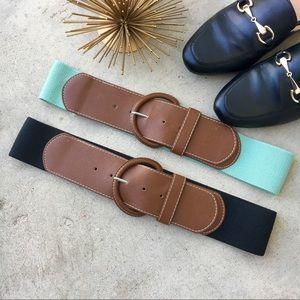Elastic Waist Belts